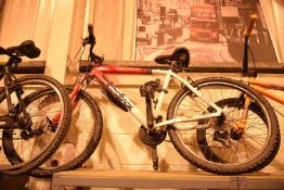 "Gents Diamondback CM-05 front suspension 21 speed mountain bike with 21"" frame. Not available for"