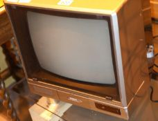 Fidelity CTM colour TV monitor (untested). Not available for in-house P&P, contact Paul O'Hea at