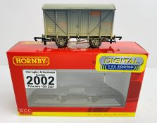 Hornby R6925TTS DCC Digital (Tested OK) #03 Vent Van Wagon WITH SOUND Boxed with Instructions P&P