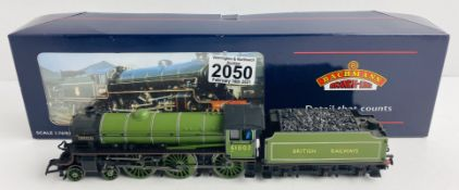 Bachmann 31-707 B1 'Impala' Doncaster 'British Railways' Green - Coal added to tender, modified