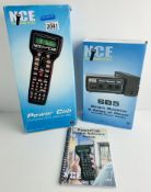 NCE Power Cab DCC DIGITAL CONTROLLER (UK) & 5 AMP Booster All Boxed P&P Group 2 (£18+VAT for the
