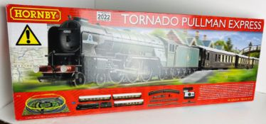 Hornby R1169 'Tornado Pullman Express' Train Set Boxed with Instructions P&P Group 3 (£25+VAT for