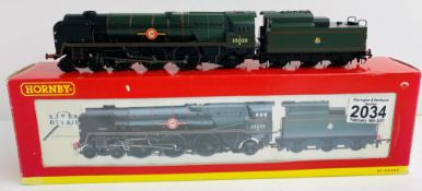 Hornby R2204 'Bibby Line' Merchant Boxed with Instructions & Detail Pack -Lacking 1x Side Step on