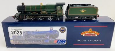 Bachmann DCC Digital (Tested Set to #03) #32-000DC 'Guild Hall' Boxed with Instructions & Detail