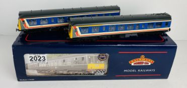 Bachmann #32-901 Class 108 DMU 'Network Southeast' Boxed with Instructions P&P Group 1 (£14+VAT