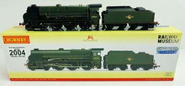 Hornby R3603TTS DCC Digital (Tested OK) #05 BR Lord Nelson WITH SOUND Boxed with Instructions &