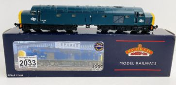 Bachmann 32-479 Class 40 169 Centre Head Code (w/o Tanks) Boxed with Instructions & Detail Pack P&