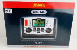 Hornby R8214 DCC Digital Elite Controller Boxed with Instructions & Leads etc P&P Group 2 (£18+VAT