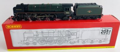 Hornby R2104 'Firth of Clyde' 7MT Britannia Boxed with Detail Pack & Instructions P&P Group 1 (£14+