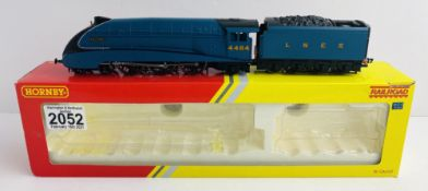 Hornby R2779 'Falcon' Class A4 LNER Boxed with Instructions P&P Group 1 (£14+VAT for the first lot