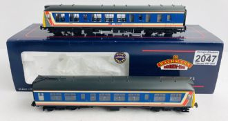 Bachmann 32-901 Class 108 DMU 'Network Southeast' Boxed with Instructions & Coupling Pack P&P