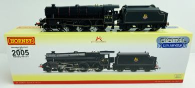 Hornby R3385TTS DCC Digital (Tested OK) #06 BR Class 5 45116 WITH SOUND Boxed with Instructions &