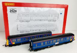 Hornby R2696 Scotrail Class 101 Boxed P&P Group 1 (£14+VAT for the first lot and £1+VAT