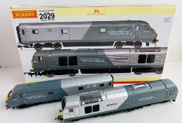 Hornby R2951 'Wrexham & Shropshire' Train Pack Boxed (Lacking 3x Buffers) P&P Group 1 (£14+VAT for