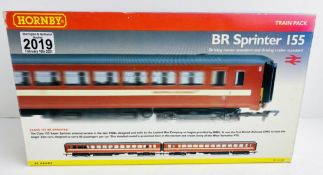 Hornby R2108 Class 155 BR Sprinter Boxed P&P Group 1 (£14+VAT for the first lot and £