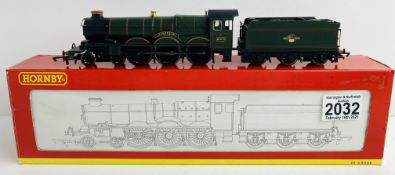 Hornby R2280 'Blenheim Castle' Boxed with Instructions, but lacking Detail Pack P&P Group 1 (£14+VAT