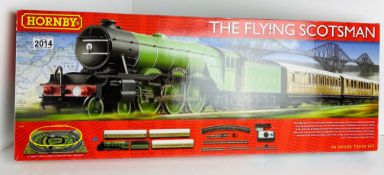 Hornby 'Flying Scotsman' Train Set 'Locomotive Boxed. P&P Group 3 (£25+VAT for the first