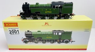 Hornby R3461 DCC Digital (Tested OK) #07 LNER Thompson L1 Boxed with Instructions & Detail Pack P&