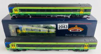 Bachmann 31-504A 'Central Trains' Class 158 DMU Boxed with Instructions P&P Group 1 (£14+VAT for the