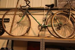 """Dawes Lightning 10 speed gents racing bike with 23"""" frame. Not available for in-house P&P, contact"""