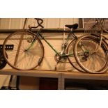 "Dawes Lightning 10 speed gents racing bike with 23"" frame. Not available for in-house P&P, contact"