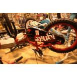 "Huffy Ignite child's mountain bike with 16"" wheels. Not available for in-house P&P, contact Paul O'"