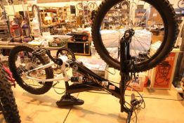 """Senna child's 6 speed mountain bike with 18"""" wheels. Not available for in-house P&P, contact Paul"""