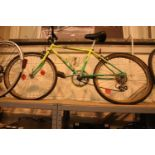 """Townsend Adventurer six speed trail bike with 15"""" frame. Not available for in-house P&P, contact"""
