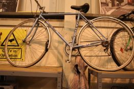 """Ian May 10 speed road bike with 19"""" frame and 27"""" wheels. Not available for in-house P&P, contact"""
