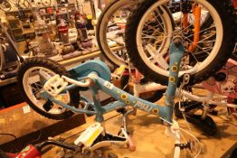 """Apollo Petal child's bike with 14"""" wheels. Not available for in-house P&P, contact Paul O'Hea at"""
