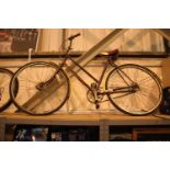 Vintage ladies three speed bike. Not available for in-house P&P, contact Paul O'Hea at Mailboxes