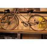 """Ladies vintage Hercules 3 speed bike with 21"""" frame. Not available for in-house P&P, contact Paul"""