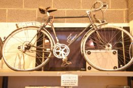 Orbit 10 speed racing bike for repair. Not available for in-house P&P, contact Paul O'Hea at
