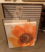 Five prints, two limited edition by Sally Richmond. Not available for in-house P&P, contact Paul O'