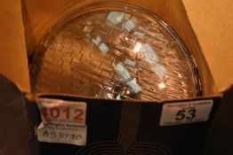 Boxed GEC sealed beam headlight (7002 12V 60/45W RHD). P&P Group 1 (£14+VAT for the first lot and £