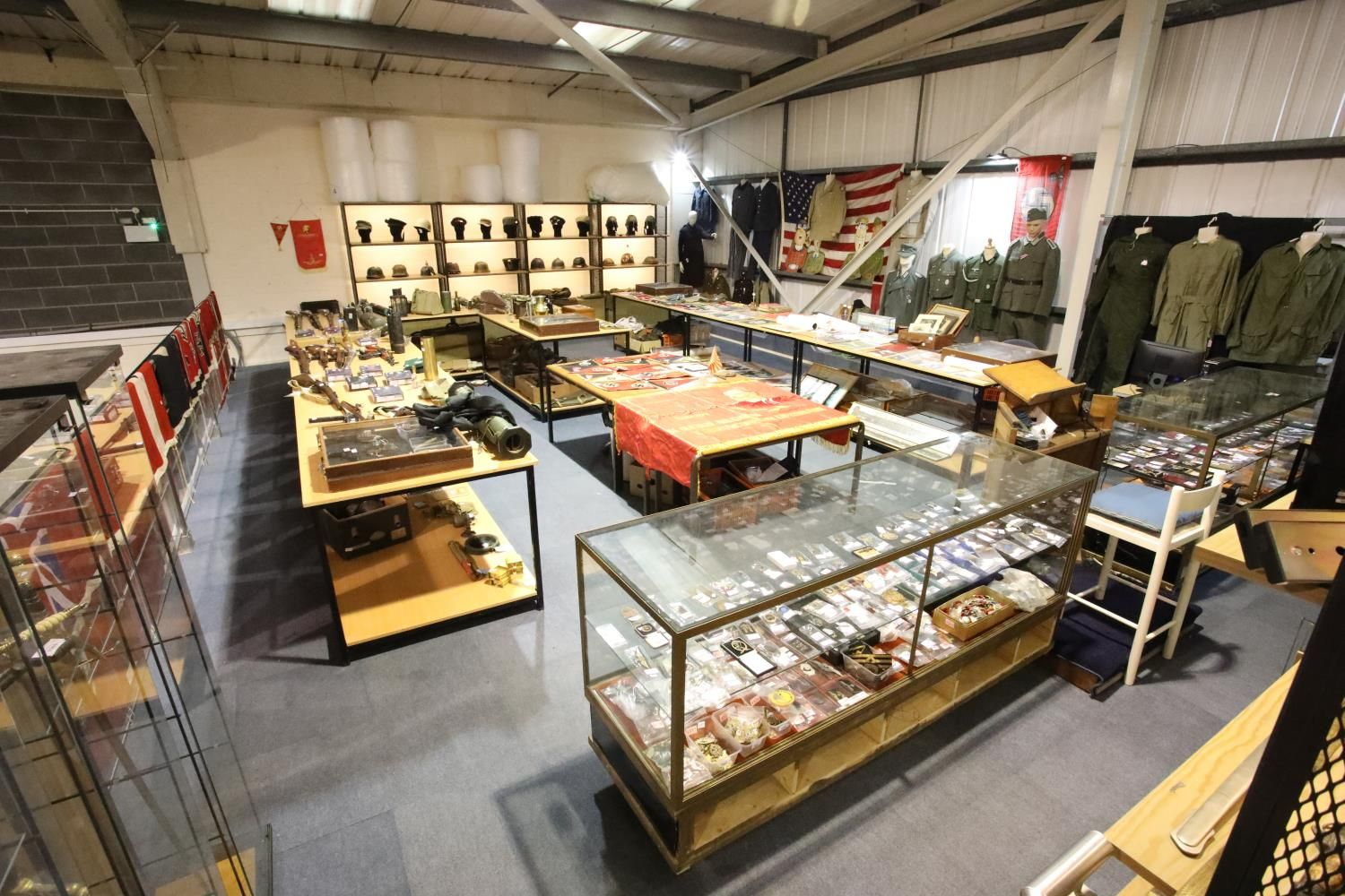 ** ONLINE ONLY ** 10am START - The Militaria, Arms & Re-enactment Sale
