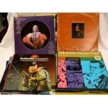 Mixed LPs including Jazz and Dixie. P&P Group 3 (£25+VAT for the first lot and £5+VAT for subsequent