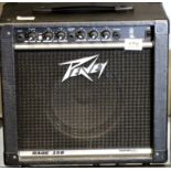Peavey Rage 158 amplifier. Not available for in-house P&P, contact Paul O'Hea at Mailboxes on