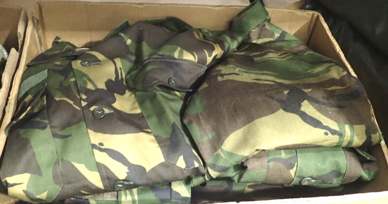 Eighteen Dutch Army shirts, size small. Not available for in-house P&P, contact Paul O'Hea at