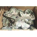 Twelve pairs of British Army MTP Gore Tex mitten outers. P&P Group 1 (£14+VAT for the first lot