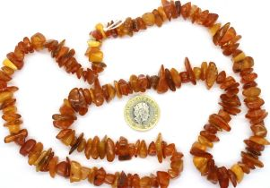 Baltic Amber necklace, boxed. P&P Group 1 (£14+VAT for the first lot and £1+VAT for subsequent lots)