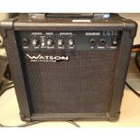 Watson LG10 amplifier. Not available for in-house P&P, contact Paul O'Hea at Mailboxes on 01925