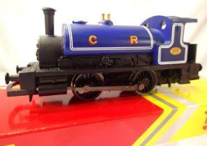 Hornby R2672 Caledonian Railway, 040, Tank, 272 Blue. Excellent condition, box fair, no paperwork.