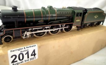 Mainline - Jubilee Class Orion 45691, BR Green, Late Crest, very good to excellent condition,