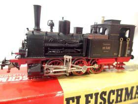 Fleischmann 4010, BR89 Black 87-7462, in excellent condition, box very good. P&P Group 1 (£14+VAT
