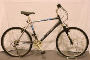Peugeot Hardtail bike 20 inch frame 21 speed. Not available for in-house P&P, contact Paul O'Hea