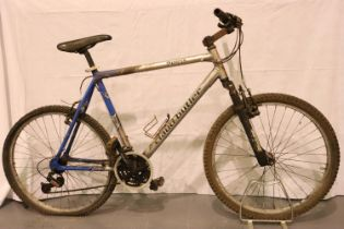 Claud Butler hardtail 20 inch mountain bike 15 speed. Not available for in-house P&P, contact Paul