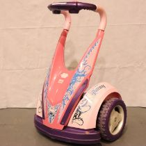 Dareway childs Segway with charger lead. Not available for in-house P&P, contact Paul O'Hea at