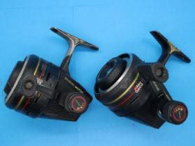 ABU Garcia 1044 closed face fishing reel. P&P Group 2 (£18+VAT for the first lot and £3+VAT for