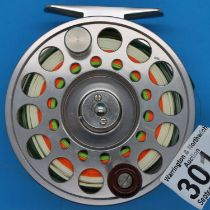 Pflueger Trion fly fishing reel. P&P Group 2 (£18+VAT for the first lot and £3+VAT for subsequent
